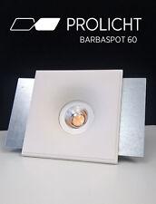 Prolicht 10.5W 3000K LED Barbaspot 60 recessed trimless downlight