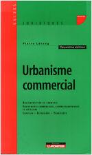 Livre urbanisme commercial book