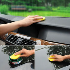 12x Car Waxing Polish Foam Sponge Wax Applicator Cleaning Detailing Pads New