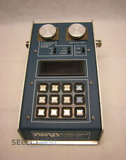 BIRD 4381 RF POWER ANALYST, WATTMETER (REF:040)
