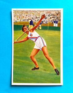 Olympics Mildred Babe Didrikson USA Great Card Muhlen Franck 1936