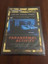 PARANORMAL ACTIVITY 117 MIN - DVD + EXTRAS SLIMCASE NEW & SEALED NUEVA EMBALADA