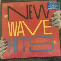 Various New Wave Hits LP VINYL Rhino Records 2018 NEW