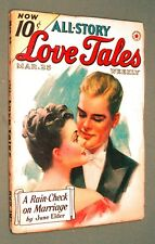 All Story Love Tales (Combined With Munsey) Vol. LXXXIII, Number 1 03/25/1939