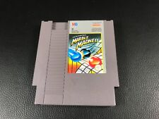 CARTOUCHE JEUX NINTENDO NES MARBLE MADNESS FRA