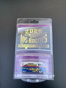 Hot Wheels Volkswagen T1 Panel Bus 34th Los Angeles Convention 2020 (644/4500)