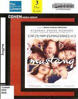 Mustang (DVD, 2016) Gunes Sensoy, Doga Doguslu; Deniz Gamze Erguven