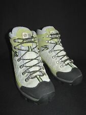 Scarpa Go Up Gore-Tex Hiking  Boot Gray Green Olive Women's 8.5, Men's 7.5