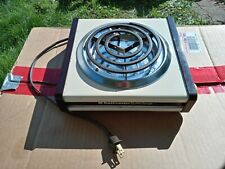 Toastmaster Buffet Single Burner Range Model # 6406