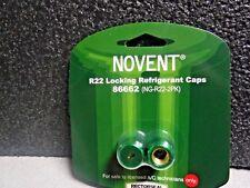 Source 1 Refrigerant Cap Locks R22 Pk2 Green S1 Ng R22 2pkmg