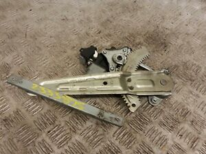 2011 NISSAN JUKE PASSENGER REAR WINDOW REGULATOR + MOTOR