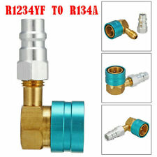 Car Air Conditioning Fitting R1234YF to R134a Low Side Quick Coupler Adapters US