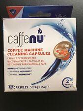 Nespresso Kaffee Maschinen Reiniger Entfetter Espresso Cleaner Capsule