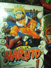 SHONEN JUMP MANGA~VOLUME 1~NARUTO~BLEACH~DRAGONBALL Z~TRIPLE PACK GRAPHIC NOVEL