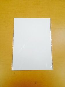 Carrier Sheets - Laminating Pouches A4  pk10