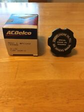 ACDelco Pro FC162 Engine Oil Filler Cap 10108694