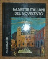 LIANA BORTOLON - MAESTRI ITALIANI DEL NOVECENTO - ANNO: 1971 - ED:MONDADORI (YM)