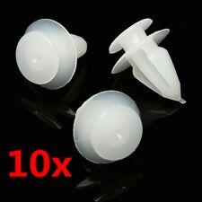 10x Plastic Interior Door Card Mounting Clips Trim Panel Cover For Vauxhall Opel
