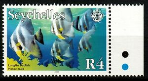 Seychelles stamps 2005 R4 MNH Fish