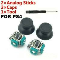 2× For PS4 Controller Analog Thumb Joystick Repair Parts Dualshock Replacement Y