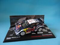 FORD FIESTA RS WRC #1 - OGIER - 1st RALLY MONTE CARLO 2018 - 1/43 NEW IXO ALTAYA