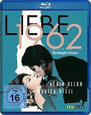 Liebe 1962 [Blu-ray](NEU/OVP) von Michaelangelo Antonioni mit Alain Delon, Monic