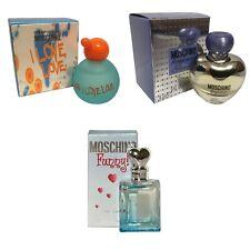 Moschino Miniature Mini Perfume for Women Gift Travel x3