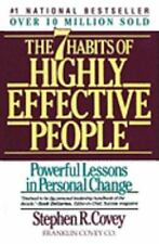 The Seven Habits of Highly Effective People by Stephen R. Covey (1990, Paperbac…