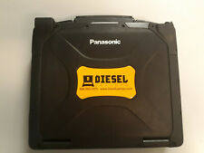 Panasonic CF-30 Diesel Laptop Tough book Core 2 Duo SSD