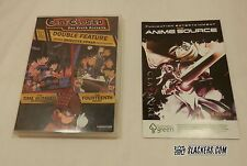 CASE CLOSED Double Feature (2-DVD) TIMEBOMBED SKYSCRAPER 14th Target ANIME Conan