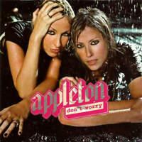 Appleton - Don't Worry (CD)