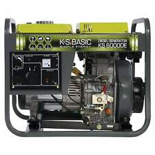 KSB 6000DE Diesel Generator Könner & Söhnen Stromaggregat