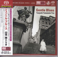 """Tsuyoshi Yamamoto Trio - Gentle Blues"" Japan Venus Records Audiophile DSD SACD"