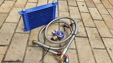 Ölkühler 12Reihen Honda CRX EE8 CIVIC EE9 EK4 EG6 INTEGRA DC2