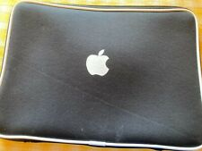 Genuine APPLE Laptop Bag (Sleeve /Case /Cover /Pouch) 10 x 14 inches, Soft+Black