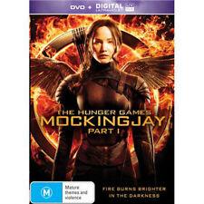 The Hunger Games Mockingjay Part 1 DVD Movie Sealed Jennifer Lawrence Rated M
