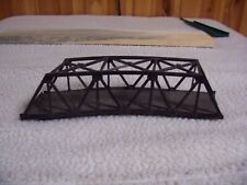 HO gauge curved Road Bridge-Handmade-Good Cond
