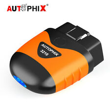 OBD2 Code Reader Bluetooth Diagnostic Scanner for iPhone Android Autophix 3210
