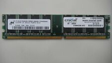 MT16VDDT6464AG-335GB Micron 512MB PC2700 DDR-333MHz non- ECC Unbuffered 184 Pin