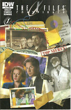 The X-files Conspiracy #2  NM 1st Print IDW Comic 2014 ships in t-folder