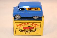 "Matchbox Lesney 25 Bedford ""DUNLOP""  mint in box all original Superb GMW"