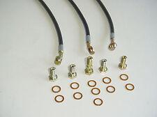 HONDA CBR 600 RR 2005/06 KIT TUBI  ANT/POST/BRAKE LINE FRONT REAR GOODRIDGE