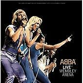 ABBA - Live at Wembley Arena (Live Recording, 2014) 2 CDs   +  Booklet