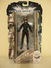 Batman the Dark Knight Rises Catwoman Movie Masters Figure Mattel Googles Down