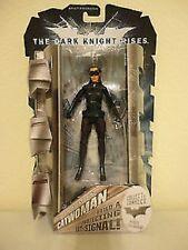Batman the Dark Knight Rises Catwoman Movie Masters Figure Mattel Googles Down