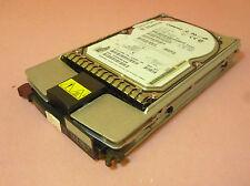Compaq BD0186349B 176493-002 9N9001-043 3B0A  Ultra3 10K RPM 18GB HDD w/Caddy