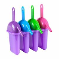 Lickety Sips Pack Ice Lolly Cream Maker Mold kids Popsicle Mould Frozen Yogurt