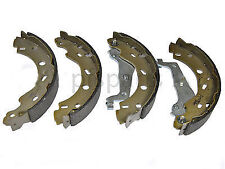 Smart ForTwo, City-Coupe, Roadster Rear Brake Shoes