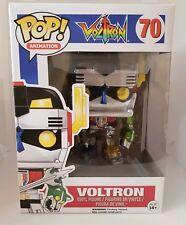 Pop Funko - Metallic Voltron #70 - Rare