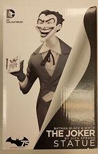 GOLDEN AGE JOKER STATUE BATMAN BLACK & WHITE DICK SPRANG - NEW DC COLLECTIBLES